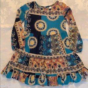 Little Girl's Boho Dress